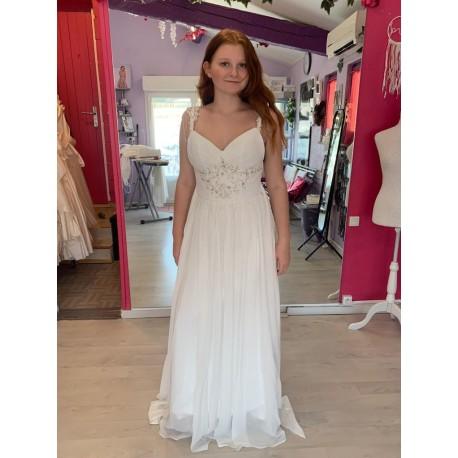 Robe de mariée petite taille
