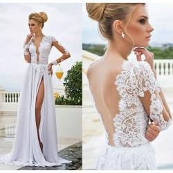 Robe de mariée glamour et sexy