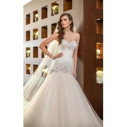 robe de mariée sirène princesse