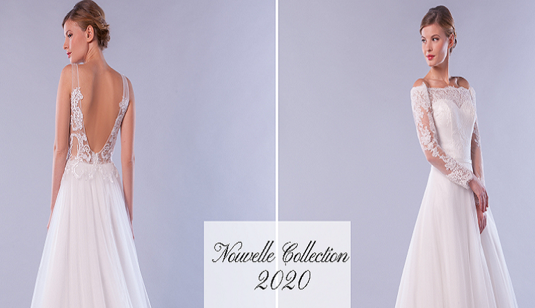 Collection robes de mariée Nana couture 2020